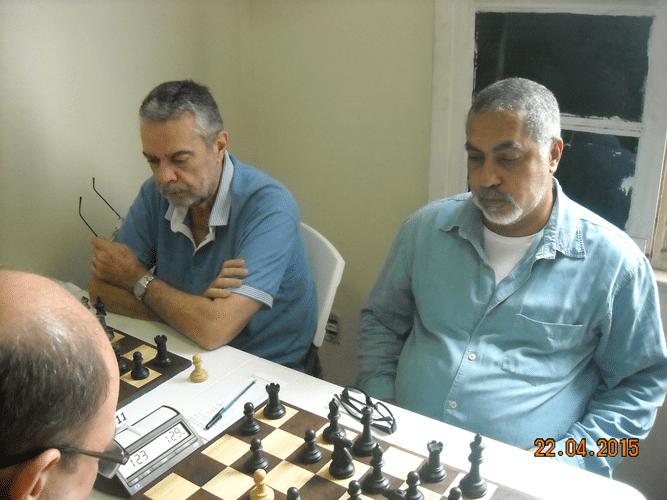 1ª Rodada - Mesa 10 e 11 - Nei Jorge Rodrigues e Luiz Sérgio Tiomno