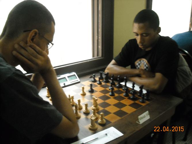 1ª Rodada - Mesa 14 - Ricardo Pereira Vilalba e Thiago Siqueira de Azevedo