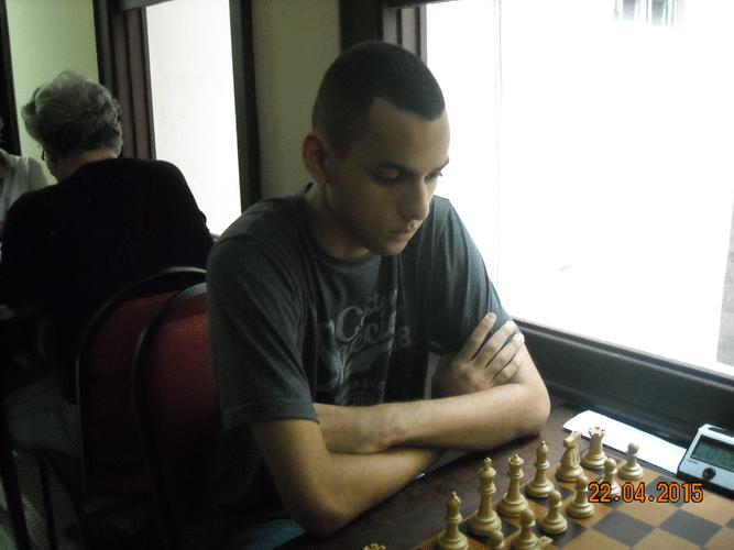1ª Rodada - Mesa 14 - Ricardo Pereira Vilalba