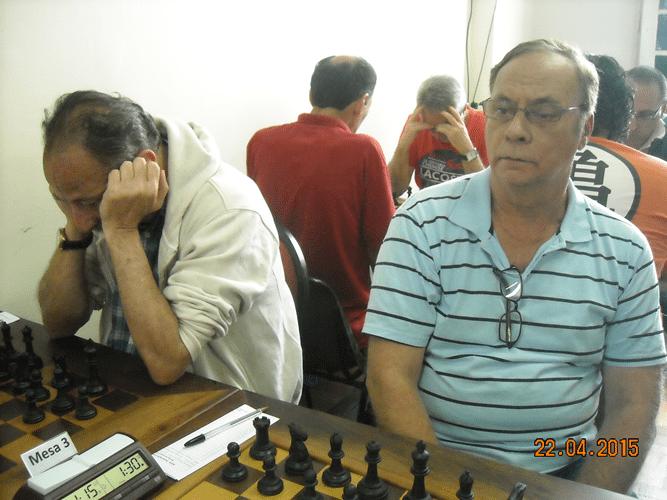 1ª Rodada - Mesa 2 e 3 - Luiz Francisco Barbosa e Juarez Lima