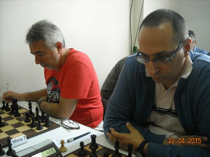 1ª Rodada - Mesa 6 e 7 - Raimondo Bottari e Marcos Dias