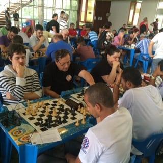 5 Equipe B1 - Leo Ramos Simões, Hermann Mathow e Marcela Dias