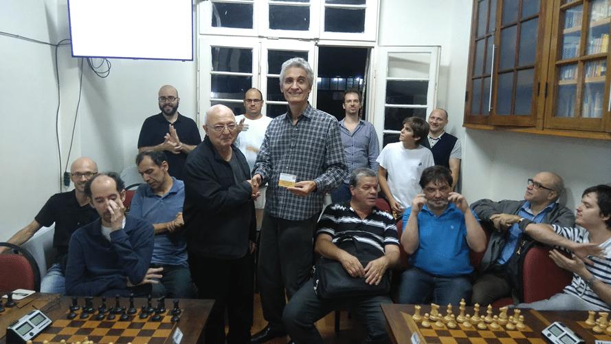 Cerimônia de Premiação 3 - Alberto Mascarenhas Terceiro Lugar Geral