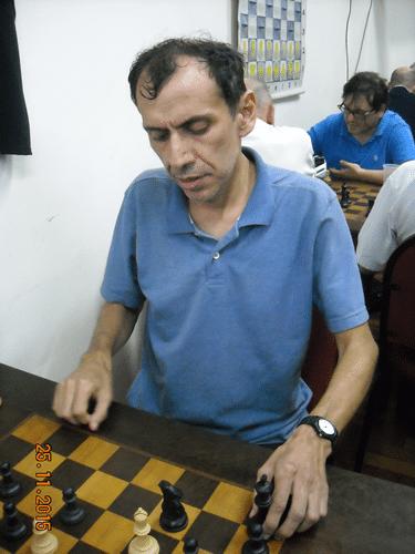 Classificação - 1º lugar - José Luís Chauca 1