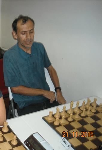 11º lugar - José Chauca