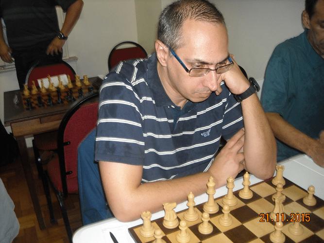 15º lugar - Raimondo Bottari