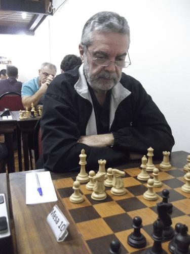 Classificação 16 - Luiz Sérgio Tiomno ficou em 16º lugar