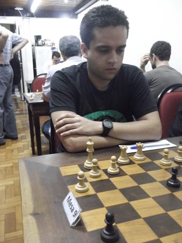 Classificação 17 - Rodolfo de Araújo Bezerra ficou em 17º lugar