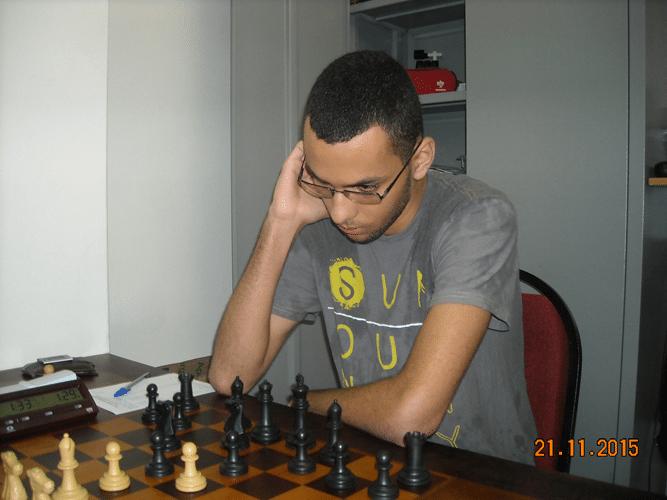 18º lugar - Ricardo Pereira Vilalba 1