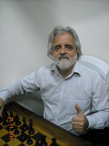 Classificação - 20º lugar - Luiz Alberto da Luz 2