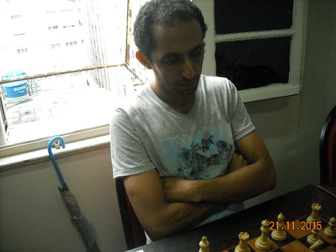3º lugar - Ali Khaje Hesamedini