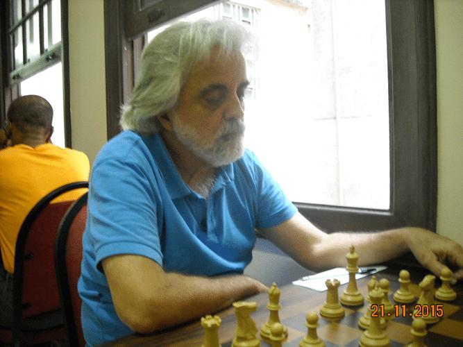 34º lugar - Luiz Alberto da Luz