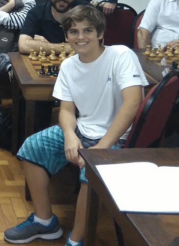 Classificação - 4º lugar - Gianluca Jório Almeida