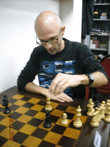 Classificação - 5º lugar - Francesco Noseda