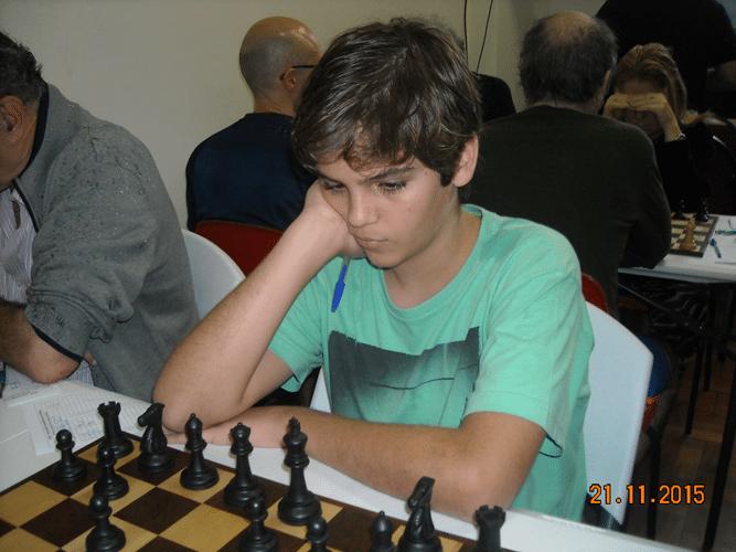 9º lugar - Gianluca Jório Almeida