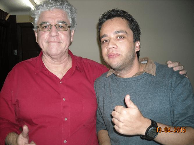 Intervalo da Boca Livre 5 - Álvaro Frota e Rodolfo de Araújo