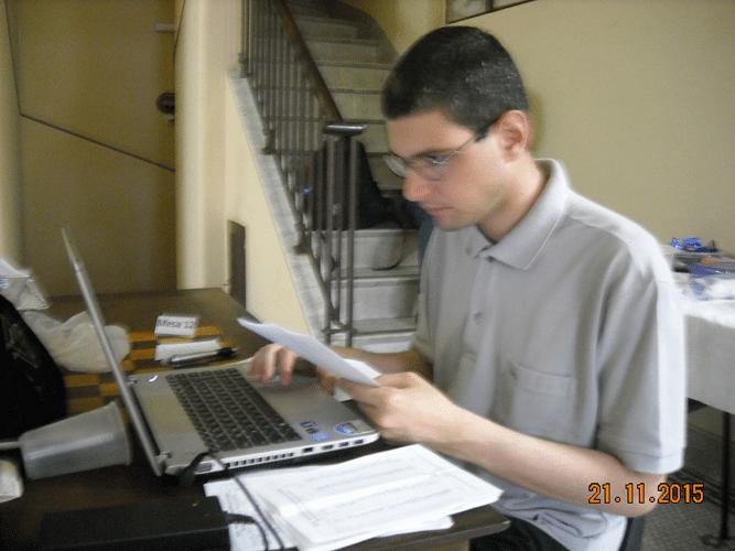 Organização e Arbitragem - Rafael Rafic Jerdy foi o Árbitro Principal