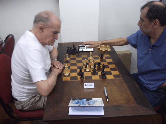 Partidas - Carlos Rolim vs José Chauca