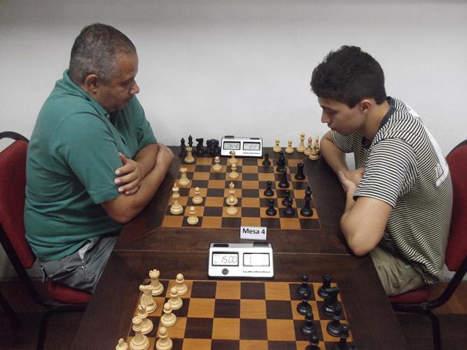 Partidas - Cláide Teixeira vs Miguel Ângelo