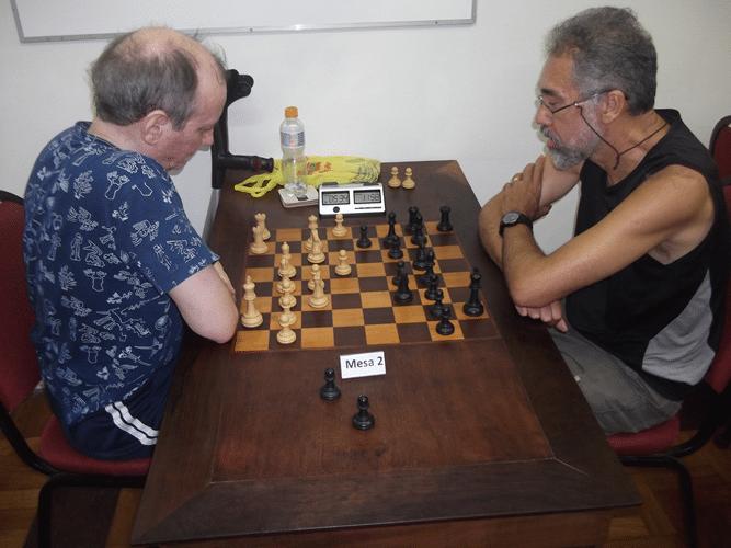 Partidas - Hilton Rios vs José Jorge