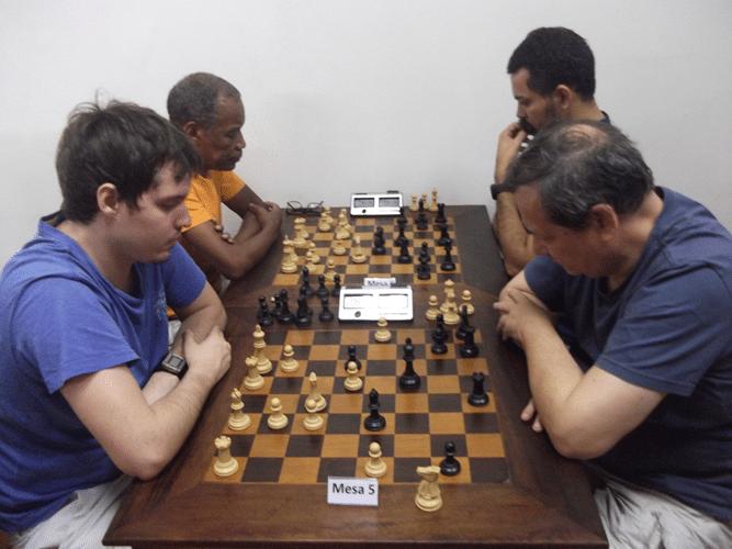 Partidas - Leo Simões vs Herman Mathow e Wallace Machado vs Flávio Almeida