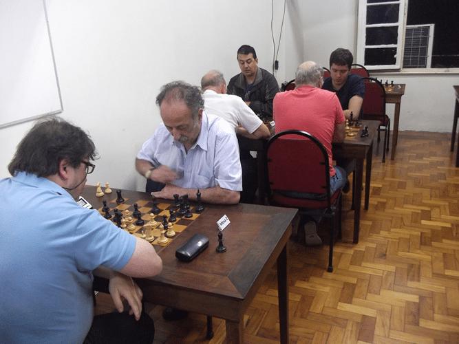 Partidas - Marcelo Einhorn vs Juares Lima