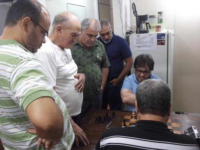 Partidas - Marcelo Einhorn vs Sérgio Murilo