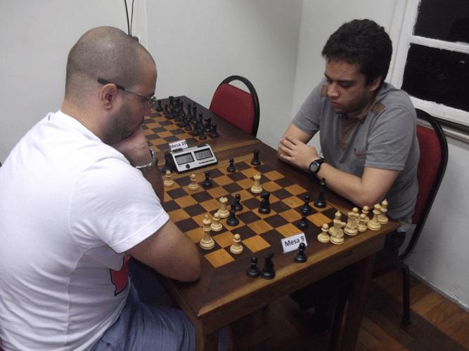 Partidas - Rafael Graciano vs Rodolfo de Araújo