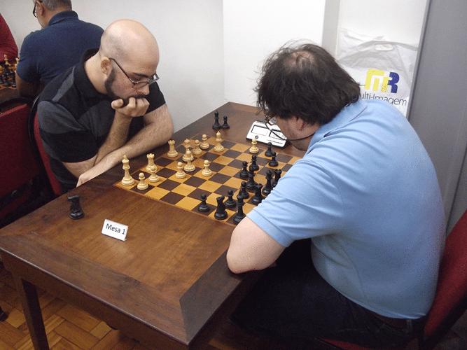 Partidas - Renato Werner vs Marcelo Einhorn