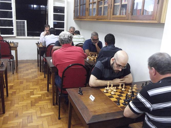Partidas - Renato Werner vs Sérgio Murilo