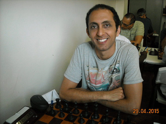 Plantel - Ali Khaje Hesamedini - TTC - Rating 2254
