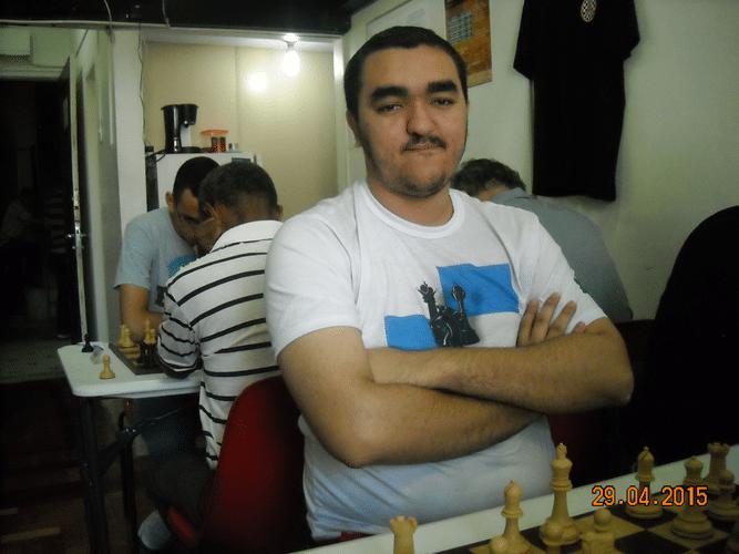 Plantel - Iago Henrique da Silva Souza - AFLUX - Rating 2056