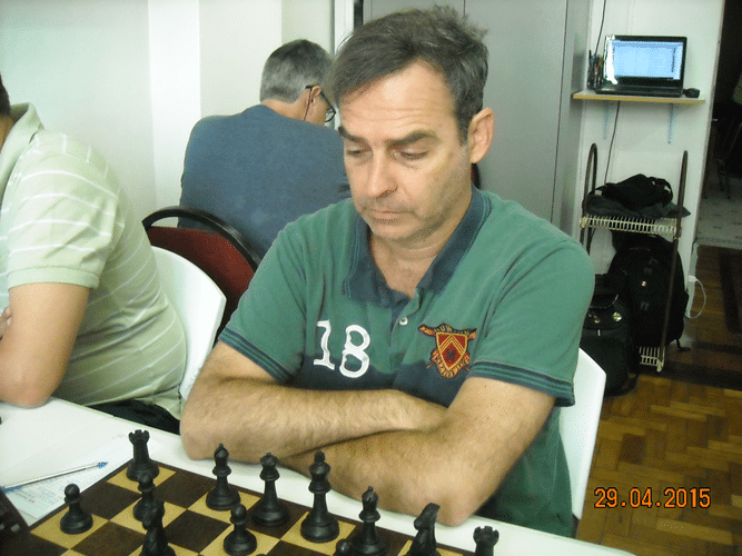 Plantel - Paulo Moses Fucs - CXG - Rating 2145
