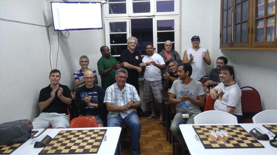 Premiação 3 - Carlos Henrique Luz da Costa Campeão Classe C