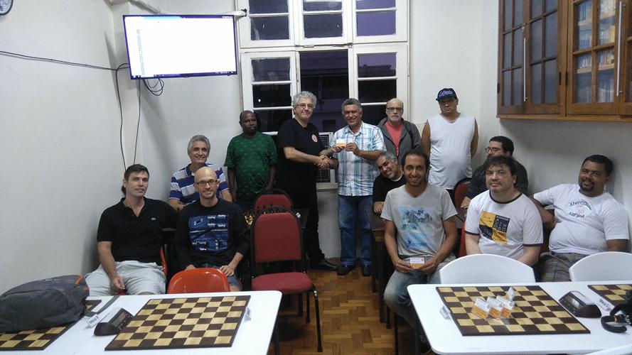 Premiação 4 - Roberto Ferreira de Almeida Campeão Classe B