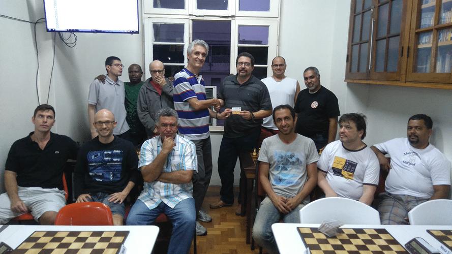 Premiação 9 - Kleber Victor Ferreira Campeão Geral