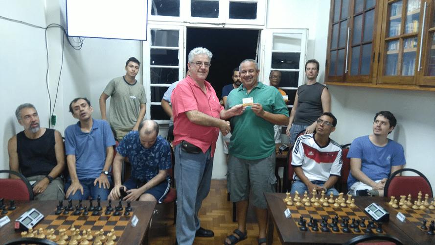 Premiação - Cláide Teixeira de Barros