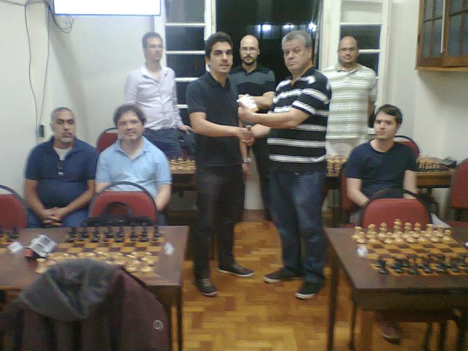 Premiação - Eduardo Farias Campeão Classe C