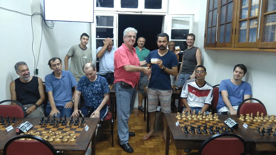Premiação - Flávio Almeida Campeao Classe C