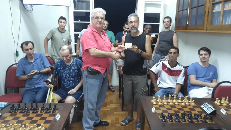 Premiação - José Jorge de Carvalho Segundo Lugar