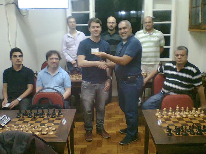 Premiação - Leo Ramos Simões Campeão Classe B