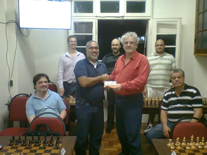 Premiação - Nei Jorge Rodrigues
