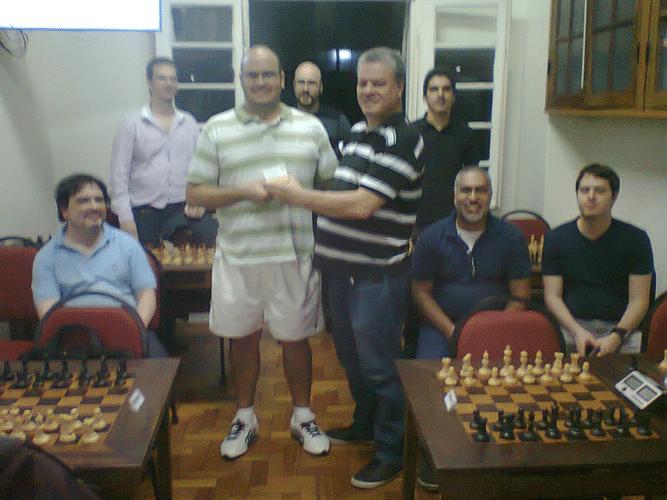Premiação - Sérgio Patrício