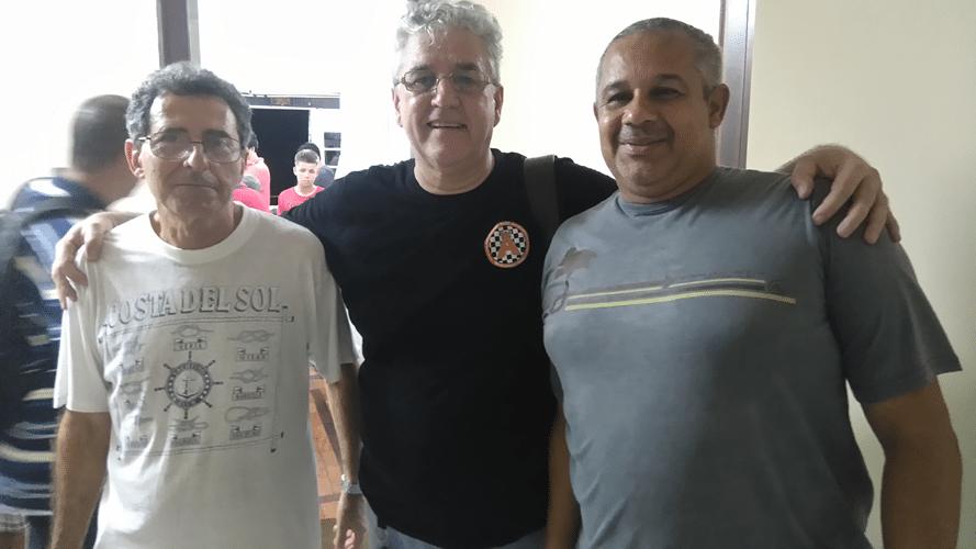 20 - Antonio Elias, Álvaro Frota e José Claide