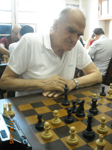 Classificação - 10º - Carlos Alves Rolim - 3,0 pontos