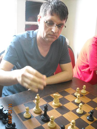 Classificação - 11º - Rogério Pereira 3,0 pontos