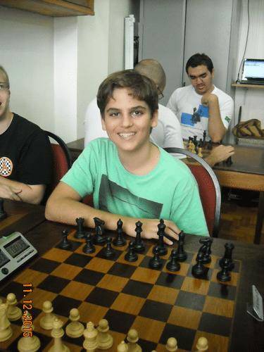 Classificação - 2º - Gianluca Jório Almeida 5,0 pontos