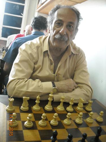 Classificação - 7º - Juarez Lima 3,5 pontos
