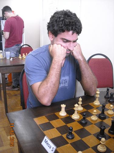Classificação - 8º - Daniel Faria, federado pela ALEX, ficou em 8º lugar