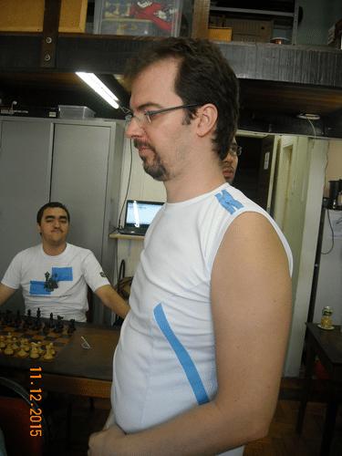 Classificação - 9º - Antonio Marcos Piñón - 3,0 pontos